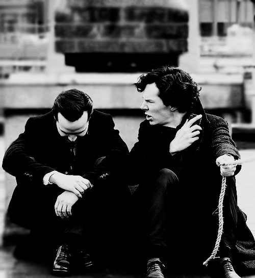 Sherlock Moriarty