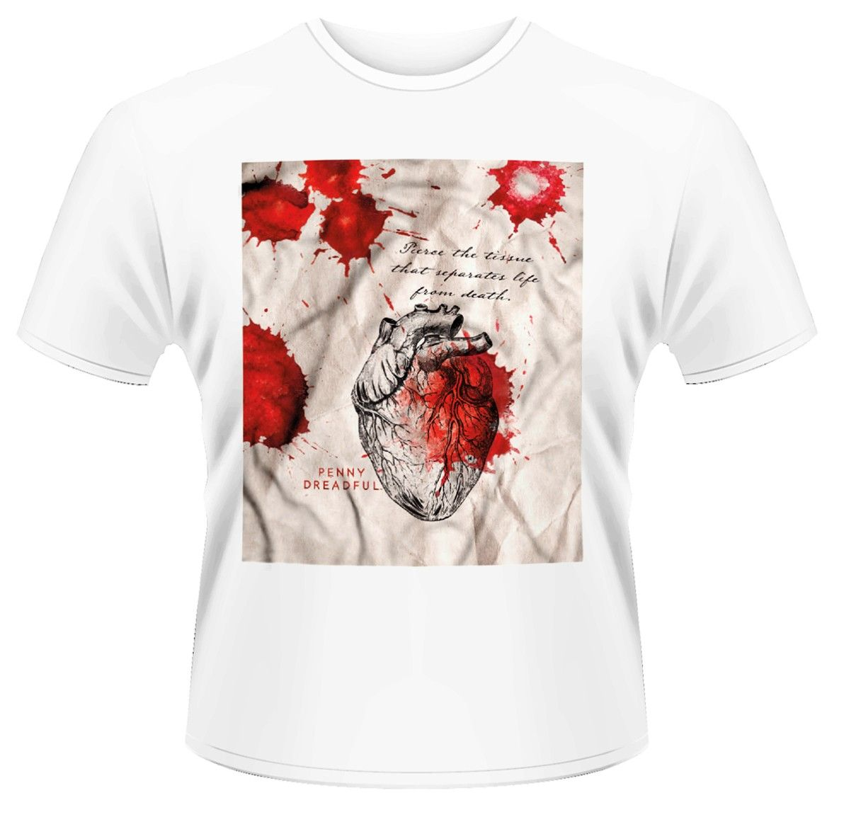 Penny Dreadful 'Peace, Life & Death' T-Shirt