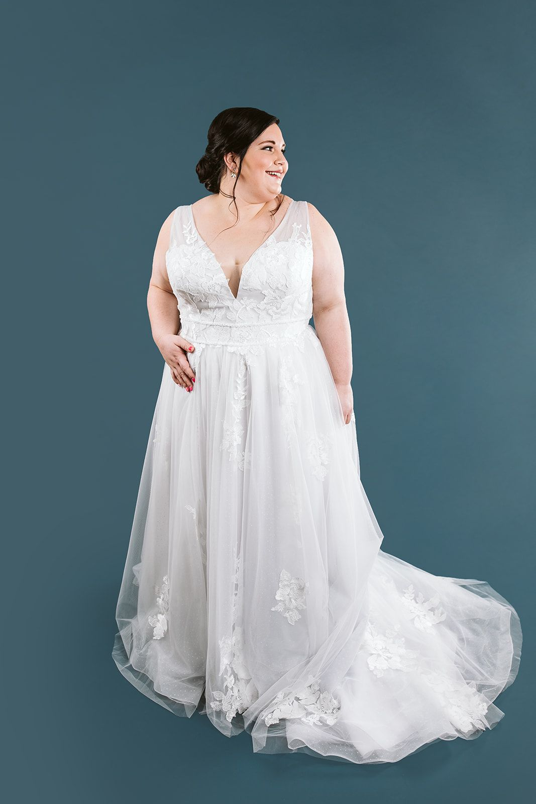Lyla Amh Collection Only Available At All My Heart Bridal Plus Size Wedding Dresses En 2020 [ 1600 x 1067 Pixel ]