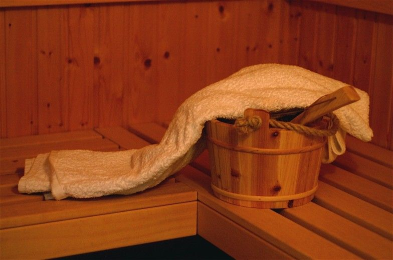 german saunas first visit will be last one