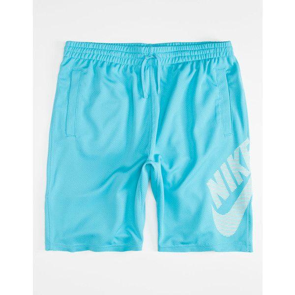Nike SB Dri FIT Sunday Mens Sweat Shorts (53 AUD) ❤ liked