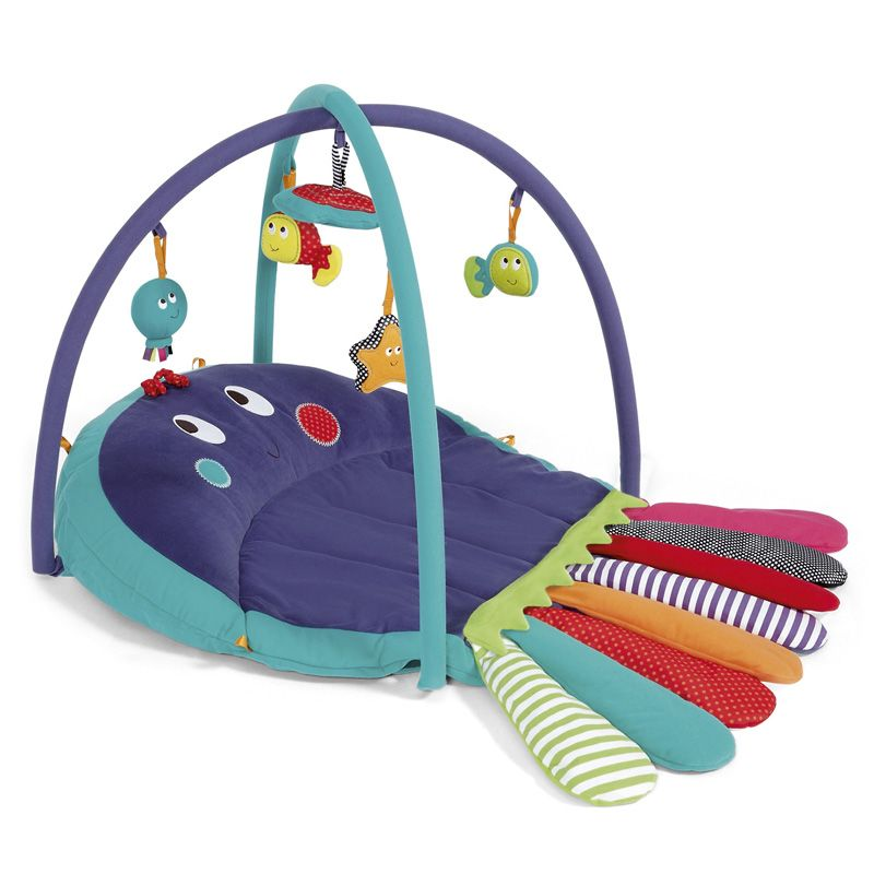 Costco Uk Mamas Papas Octopus Playmat And Gym From Birth