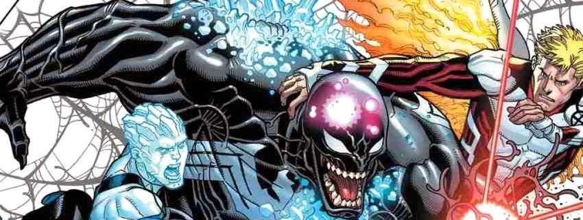 Comics: un crossover Venom / X-Men