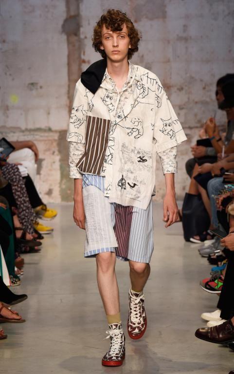 f88c1472540 Top 5 Milan Men's spring summer 18 fashion week trend, #shirt | f ...