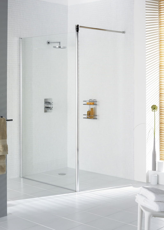 Shower Screen - Semi-Frameless Shower Enclosures | Shower screen ...
