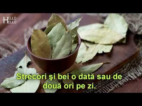 tratamentul cu o foaie de laur de varicoză)