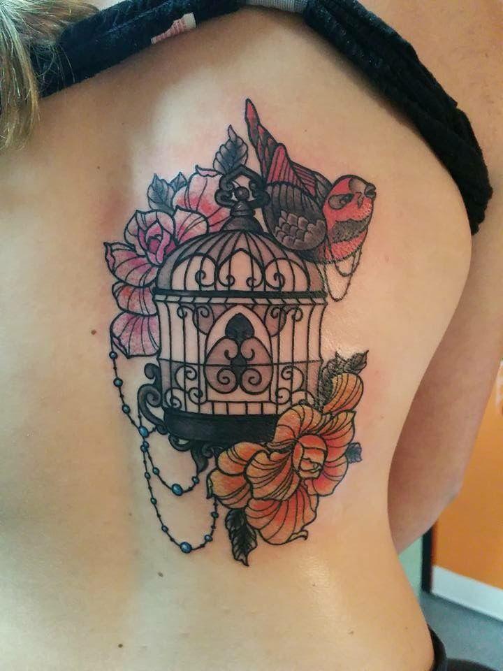 Birdcage Tattoo Birdcage Tattoo Tattoos Tattoos For Women