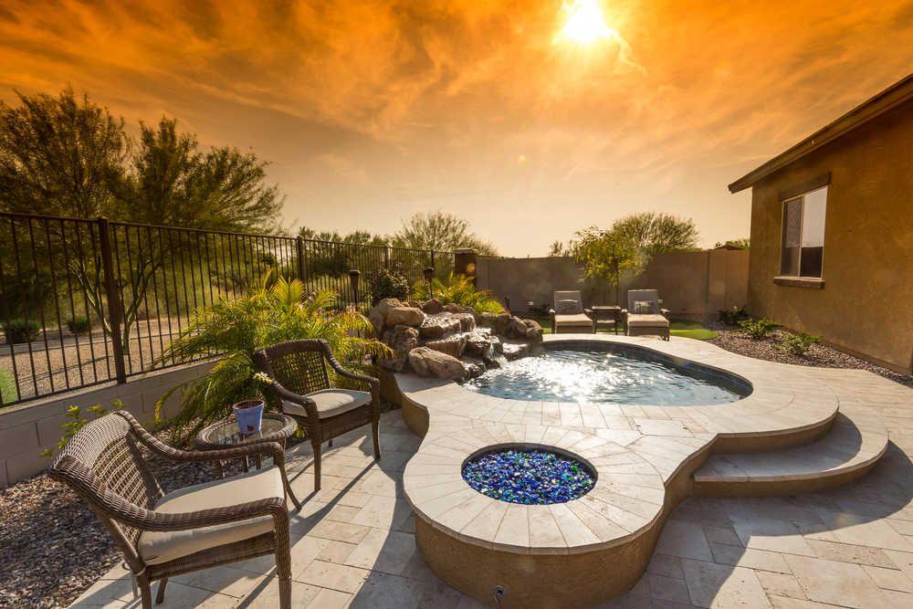 Gallery california pools building a pool pool houses