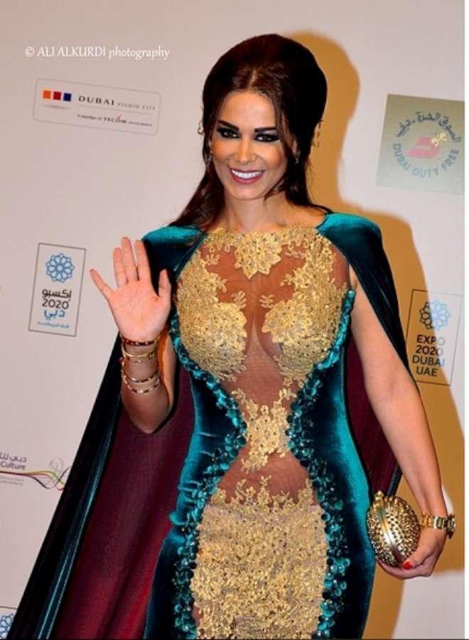 فساتين النجمات في مهرجان دبي السينمائي 2014 , صور ازياء الفنانات في ...