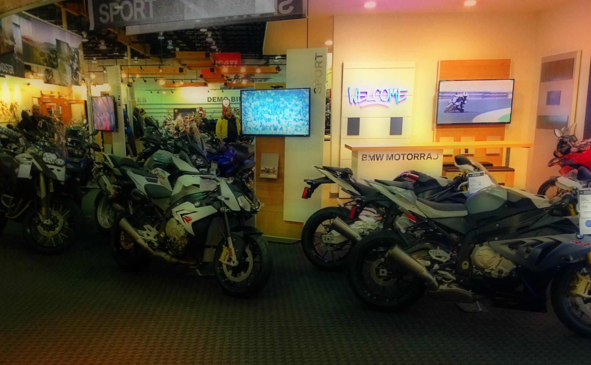 17 best images about our motorcycle shop on pinterest | bmw