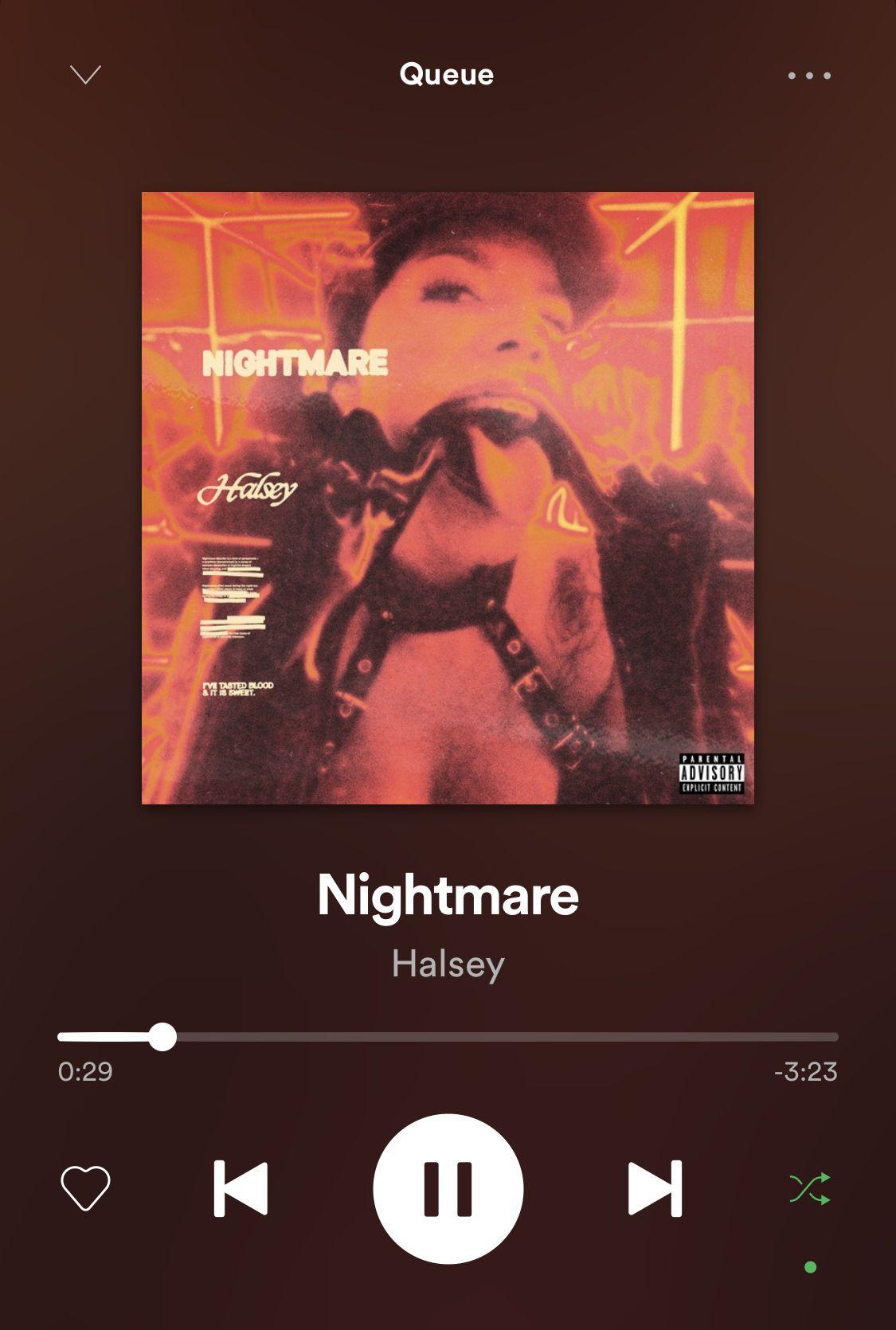Juliana Perez On Spotify Song Playlist Halsey Music Playlist