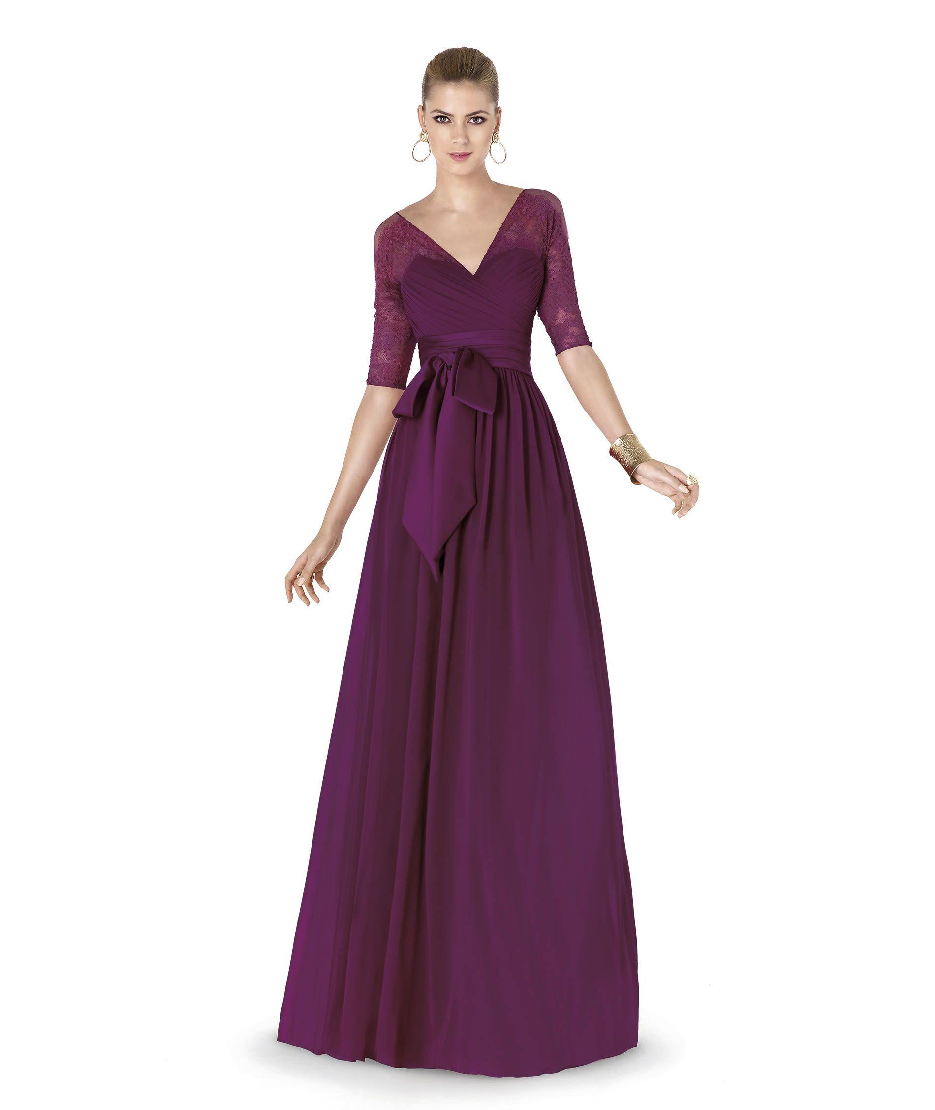 Pronovias apresenta o vestido de festa ALENA da coleção 2015 ...