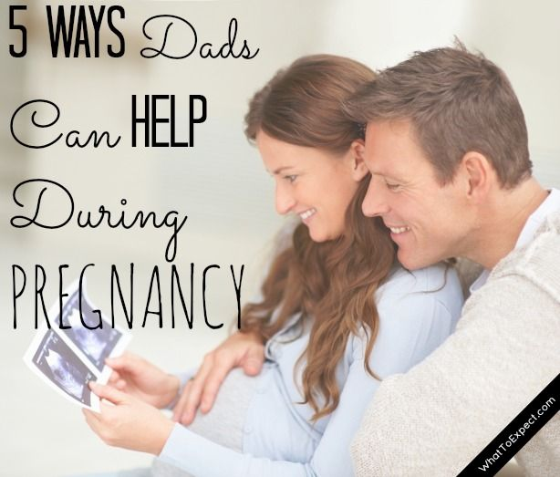 Men, Pregnancy, and trust