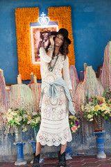 The Margarita Crochet Dress