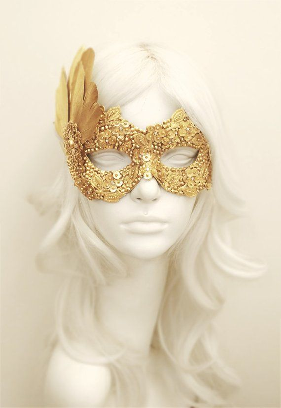 Sequined Gold Masquerade Mask With Rhinestones And Feathers - Venetian Style Gold Masquerade Ball Mask For Prom, Costume Party, Wedding #masqueradeballgowns Sequined Gold Masquerade Mask With Rhinestones And Feathers - Venetian Style Gold Masquerade Ball Mask For Prom, Costume Party, Wedding #masqueradeballgowns Sequined Gold Masquerade Mask With Rhinestones And Feathers - Venetian Style Gold Masquerade Ball Mask For Prom, Costume Party, Wedding #masqueradeballgowns Sequined Gold Masquerade Mask #masqueradeballgowns
