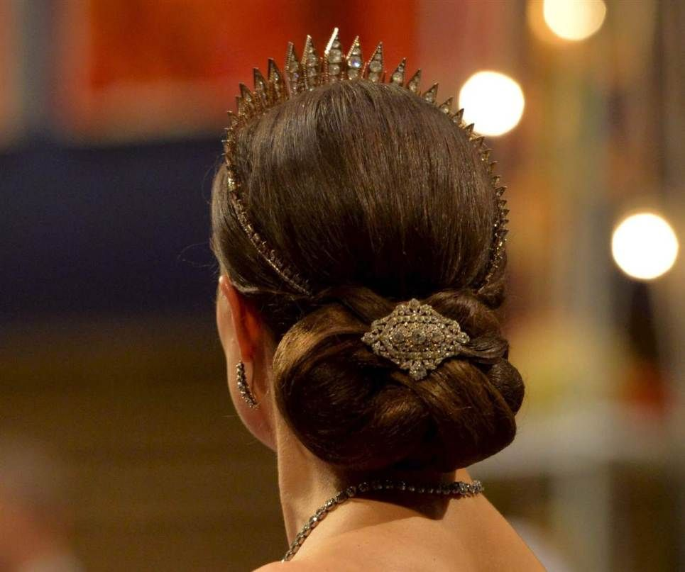 tiara hair crown princess victoria