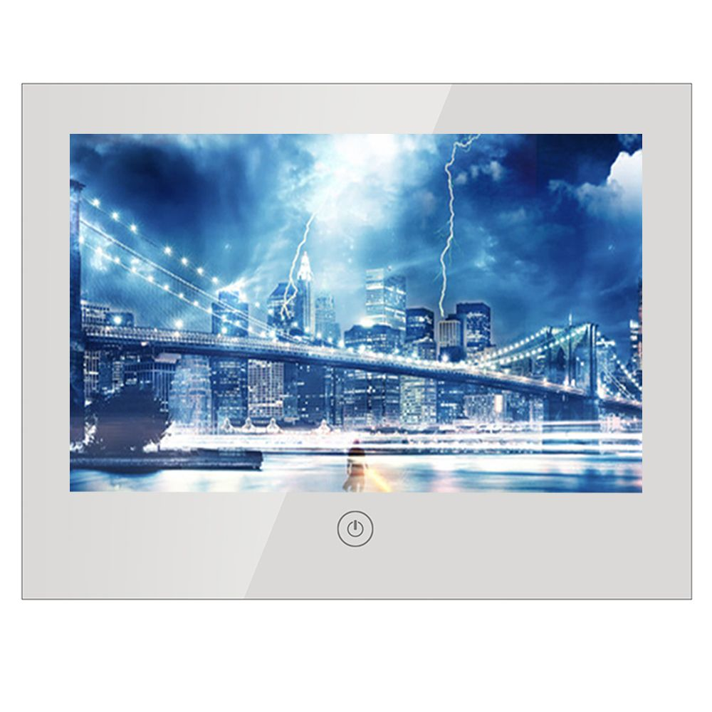 Cheap Led Television Buy Directly From China Suppliers 10 6 Inch Mirror Glass Hdmi Usb Tv Bathroom Ip66 Waterproof Tele Mirror Tv Led Televisions Glass Mirror