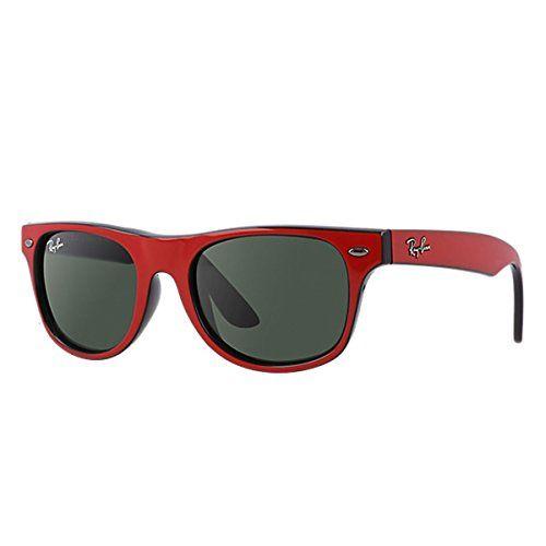 Occhiale da sole RayBan Occhiale da Sole Kids Rosso