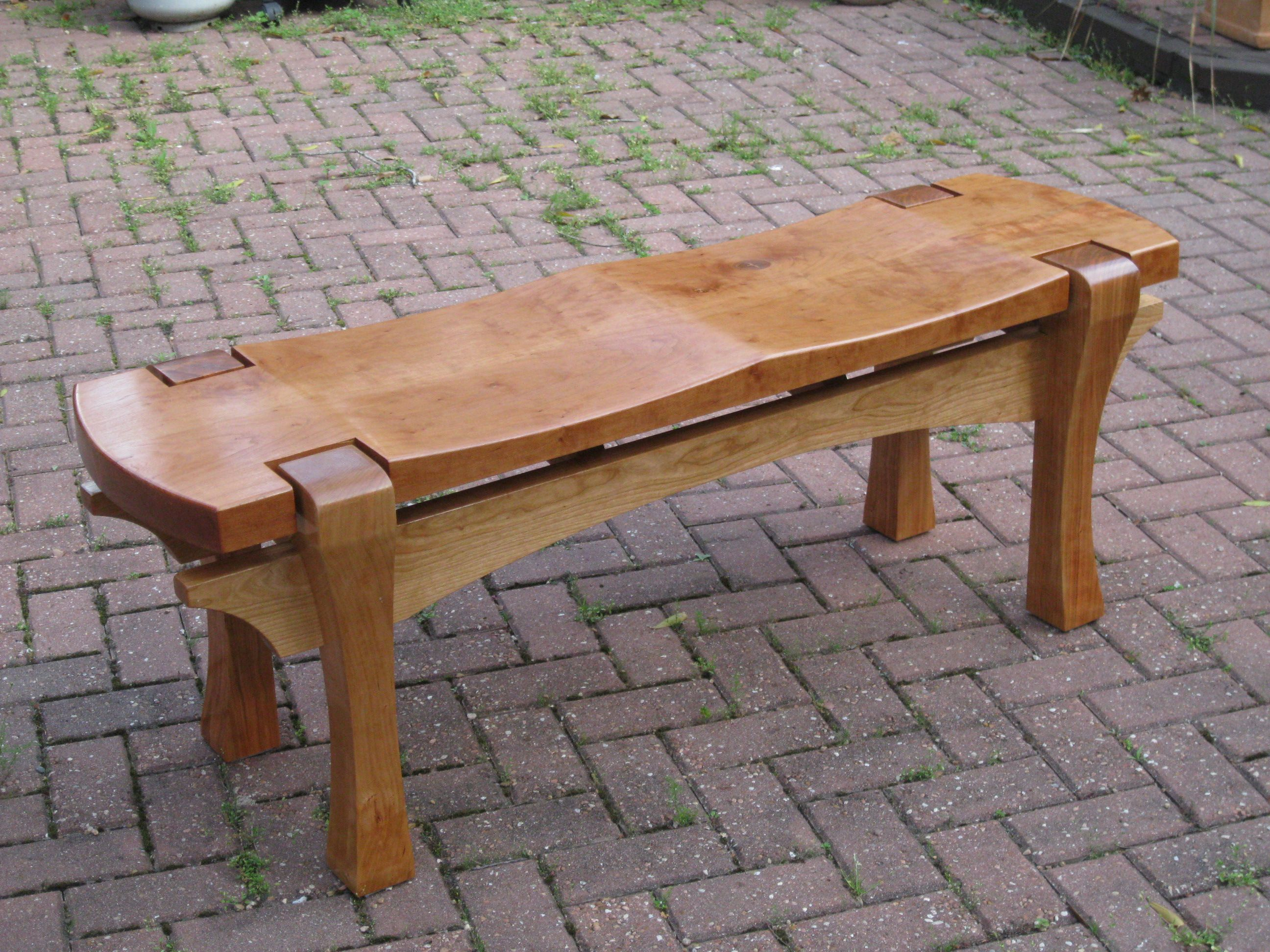 An Asian Cherry   Readeru0027s Gallery   Fine Woodworking Not Sure If The Side  Board Underneath