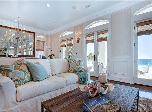Coastal Home Decor. #Coastal #HomeDecor | Home, Seaside home ...