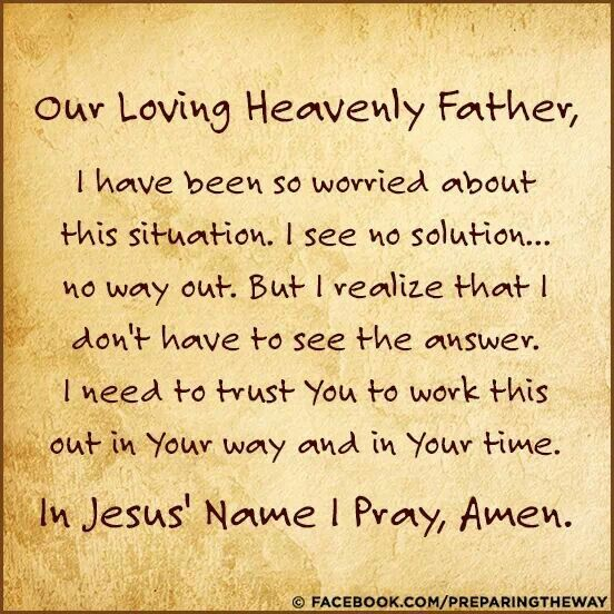 Bible Quotes For Hard Times In Life: Trusting You. Lead Me. Amen. ( Prayer For Trusting In God