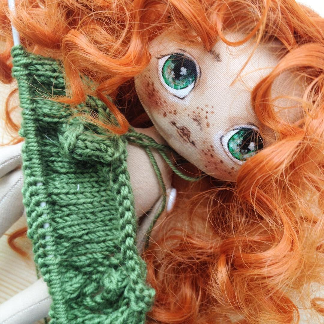 Вот и личико появилось;) #кукла #куклы #купить #куколка #олли #ручнаяработа #авторскаякукла #авторскаяработа #ручнаяработа #doll #dolls #artdoll #textilledoll #handmade