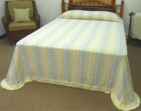 Bedspreads Spectrum Maine Weaving Home Decor Quilling Closure Weave Homemade House Design