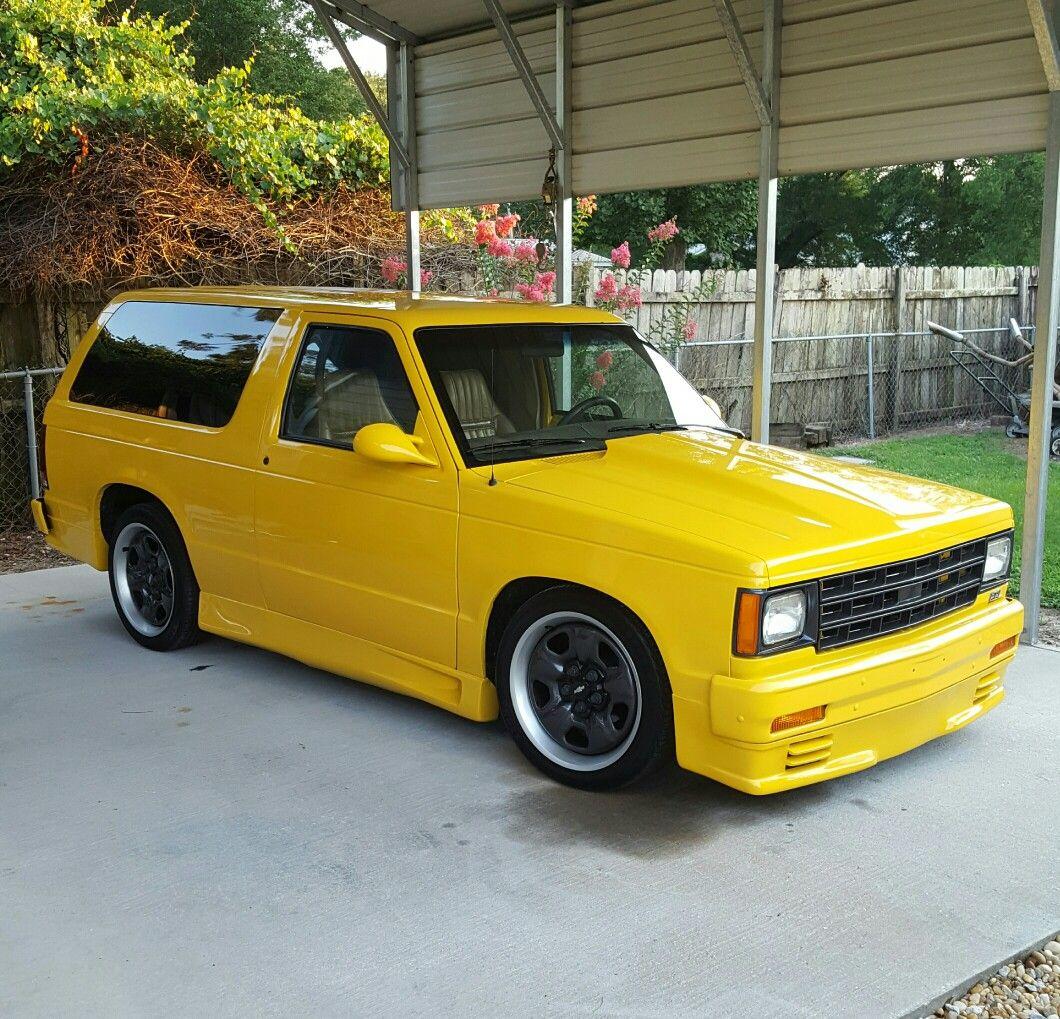 S 10 Blazer 84 Baby Trucks Classic Cars Trucks Chevy
