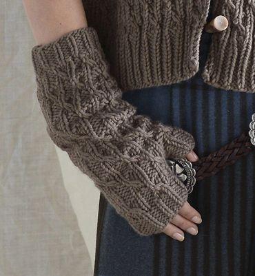 Mod le tricot gratuit mitaine femme tricot pinterest mod le tricot mitaines et phildar - Modele mitaine tricot facile ...