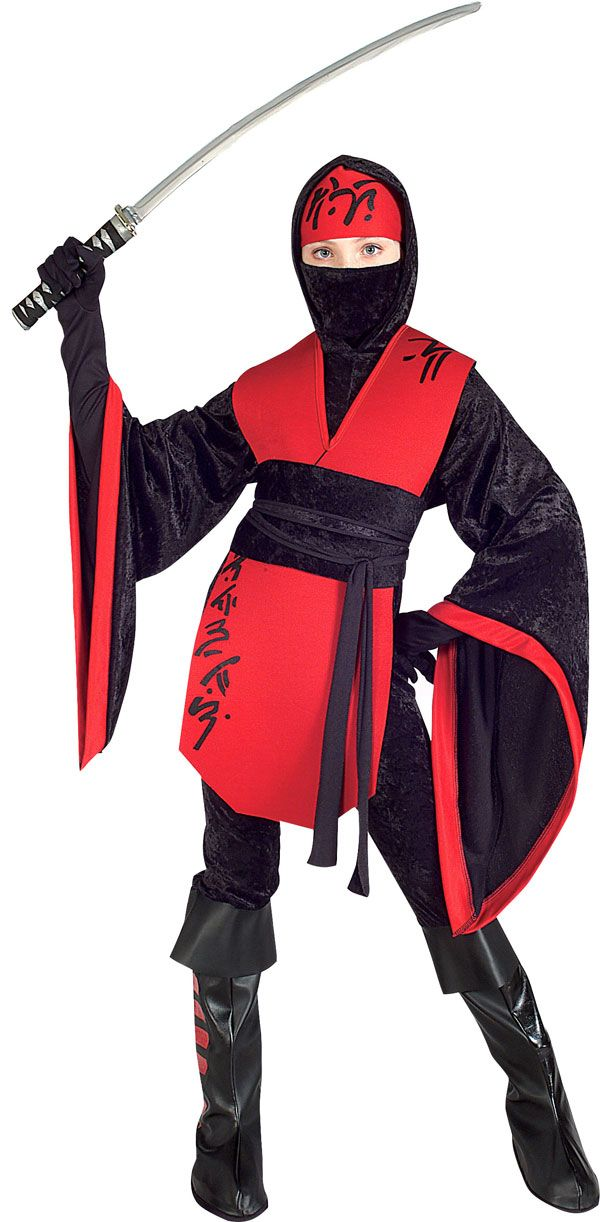 For Kara...Ninja Girl | Girl Ninja Costume - Ninja Costumes | Charisu0026#39; Crafts | Pinterest | Girl ...