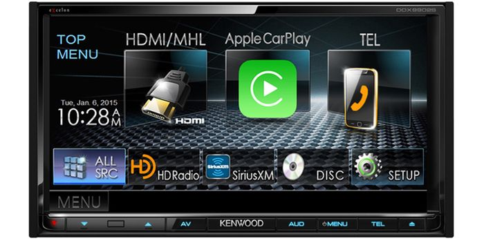 Pin By Ipad Advisor On Ipadadvisor Android Auto Kenwood Excelon