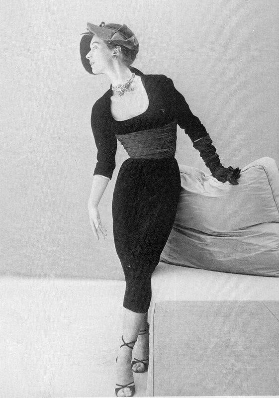 Gigi By Henry Clark - For Lanvin - 1951