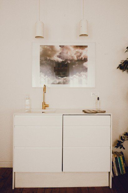 Cabinets by Ikea (The Socialite Family)