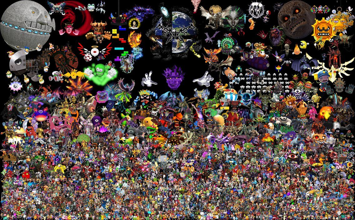 The Gaming Universe By Gnorcteen Deviantart Com On Deviantart Art Artwork Deviantart