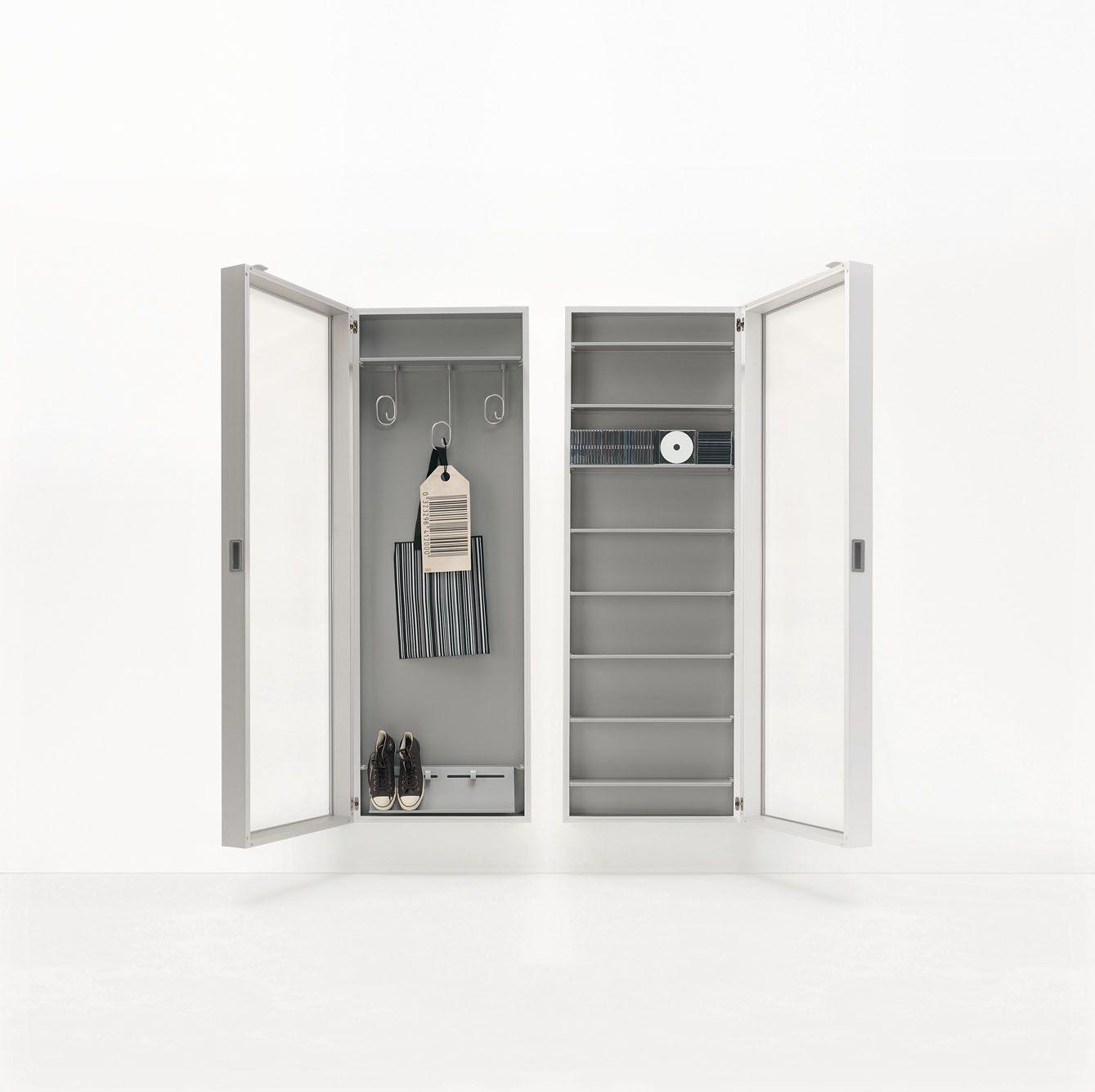 Music Box by Luciano Bertoncini - Kristalia #box #cdbox #coatbox ...