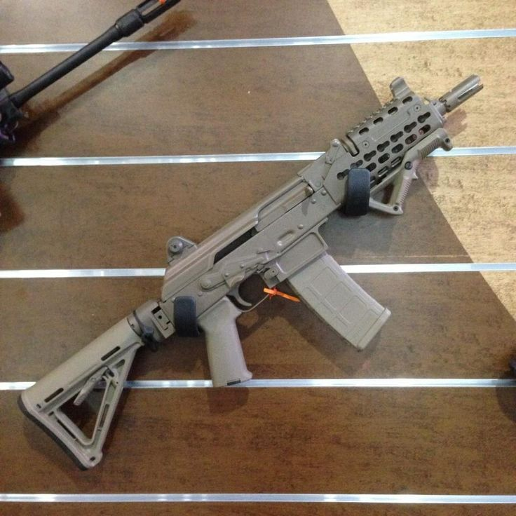 magpul now has ak magazines and an extended line of ak-47 furniture