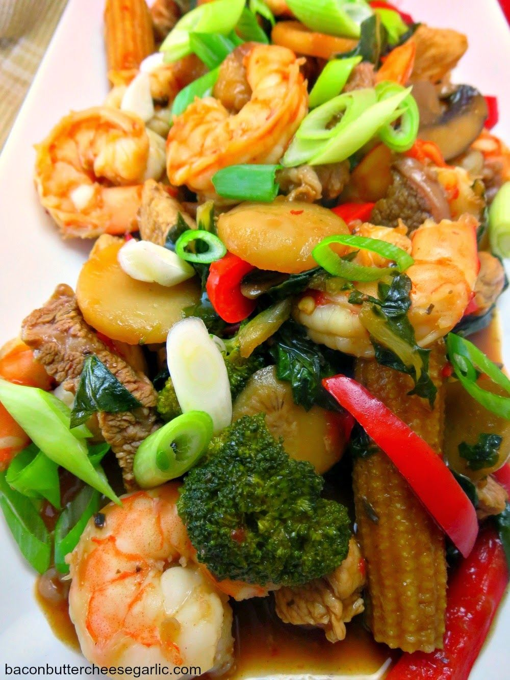 What Is Happy Family Chinese Food Dish