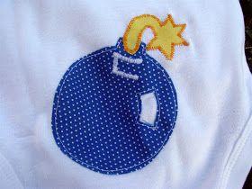 cbd66ea03 diddle dumpling: Baby Shower Gifts: Embellished Onesies | Sprinkle ...