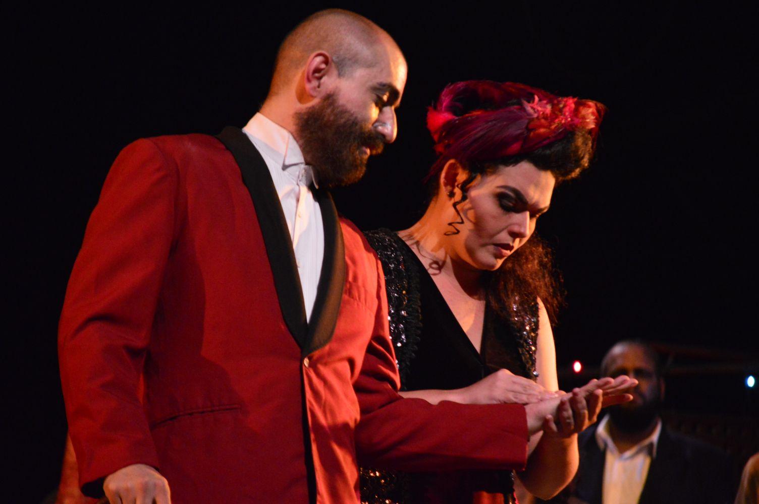 La ópera 3 Centavos De Brecht Arriba Al Centro Cultural Chacao Con Su Canto Antisistema Centro Cultural Culturales Canto
