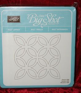 Lattice Stampin' Up! Bigz Die - Google Search