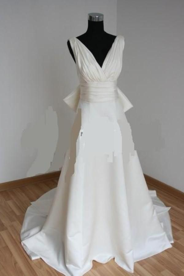 Wedding dresses large bust wedding dresses photos for Wedding dresses for big busted women