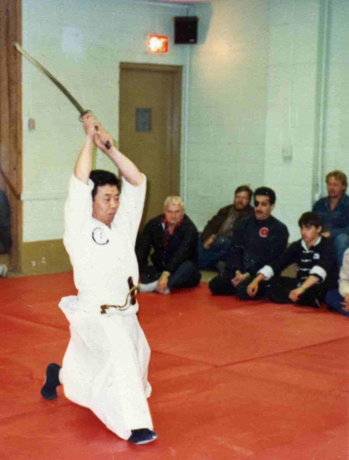 Tetsudokan Jujitsu International Kendo Martial Arts Japanese Sword