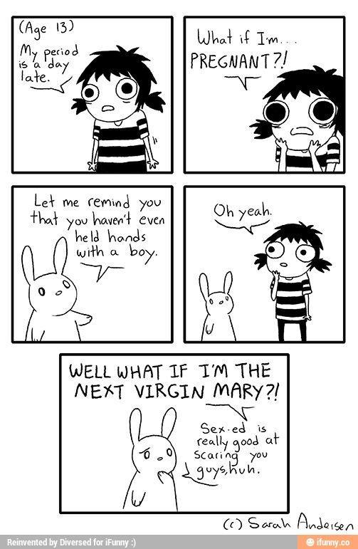 Комиксы секс андерсон