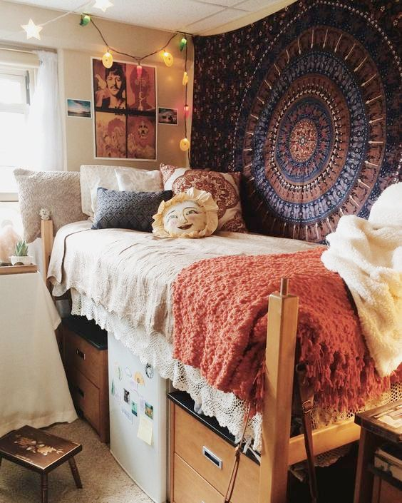 Dorm Room Ideas, Dorm Room Bedding, Dorm Room Decorating, Dorm Room Décor, Part 60