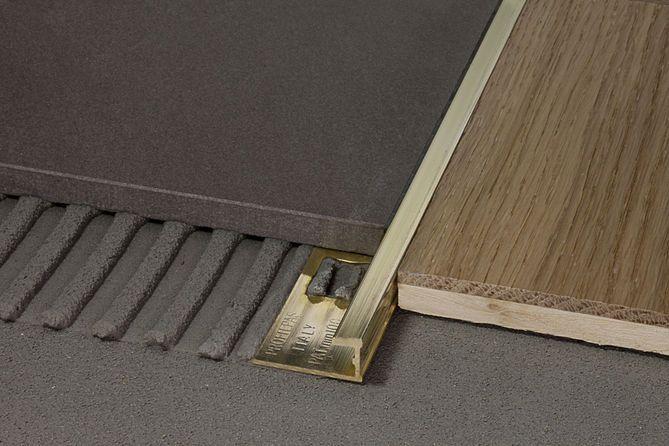 Perfiles Para Pavimentos Al Mismo Nivel Plancher Planchers Modernes Joint De Carrelage