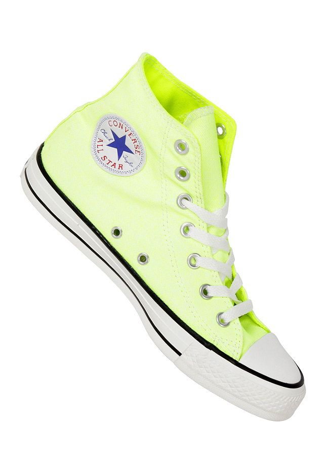 Converse Chuck Taylor All Star B.Washed Hi | Gelbe