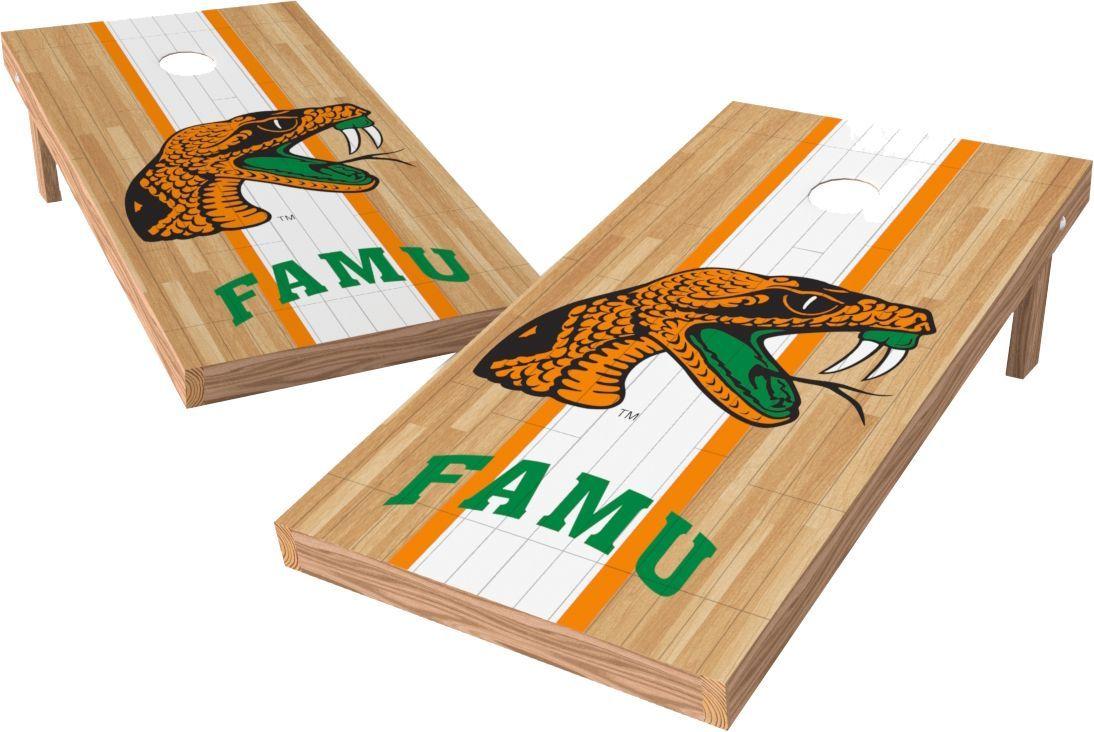 Terrific Wild Sports 2 X 4 Florida Am Rattlers Xl Tailgate Bean Ibusinesslaw Wood Chair Design Ideas Ibusinesslaworg