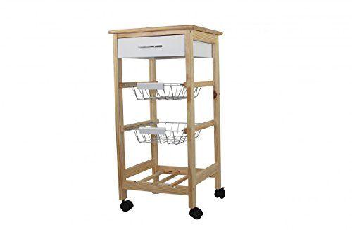 Küchenwagen poco ~ Plus mobiler küchenwagen aus holz bärbel bambus bambus
