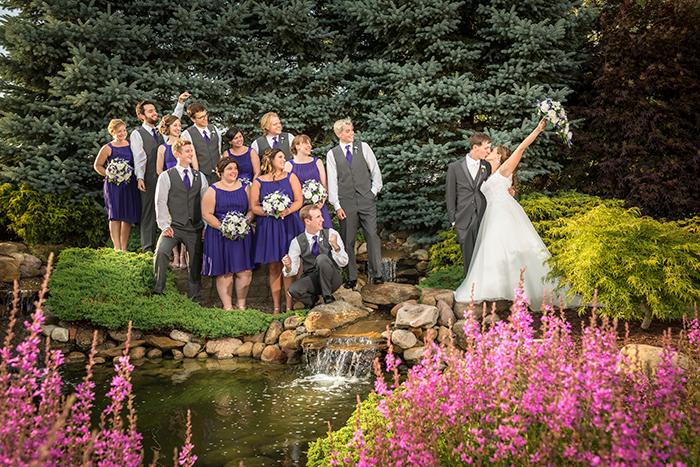 Marissa Tanner Springlake Party Center Soiree Today S Bride Ohio Wedding Venues Ohio Outdoor Wedding Ohio Wedding