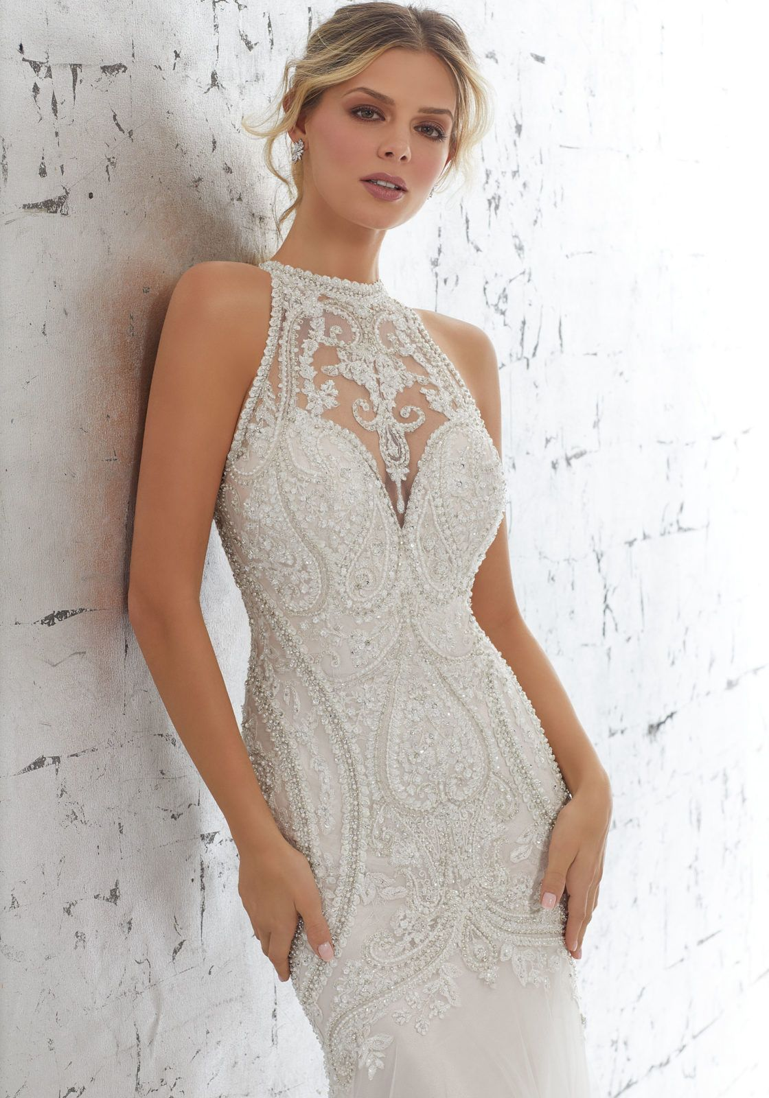 Leda Wedding Dress in   AF Couture Fall u  Morilee by